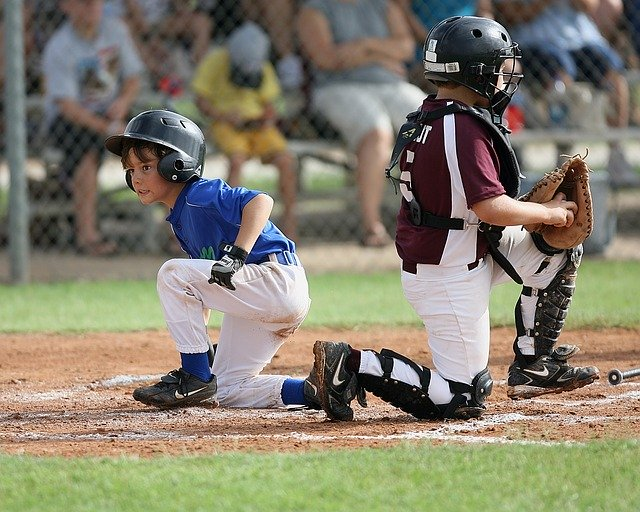 More Kids Need to Play sports